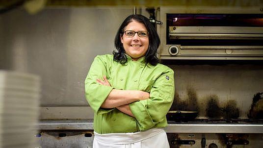 Chef Megan King-Simons